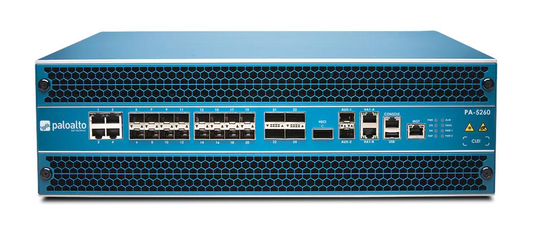 Palo Alto Networks PA-5260 Firewall