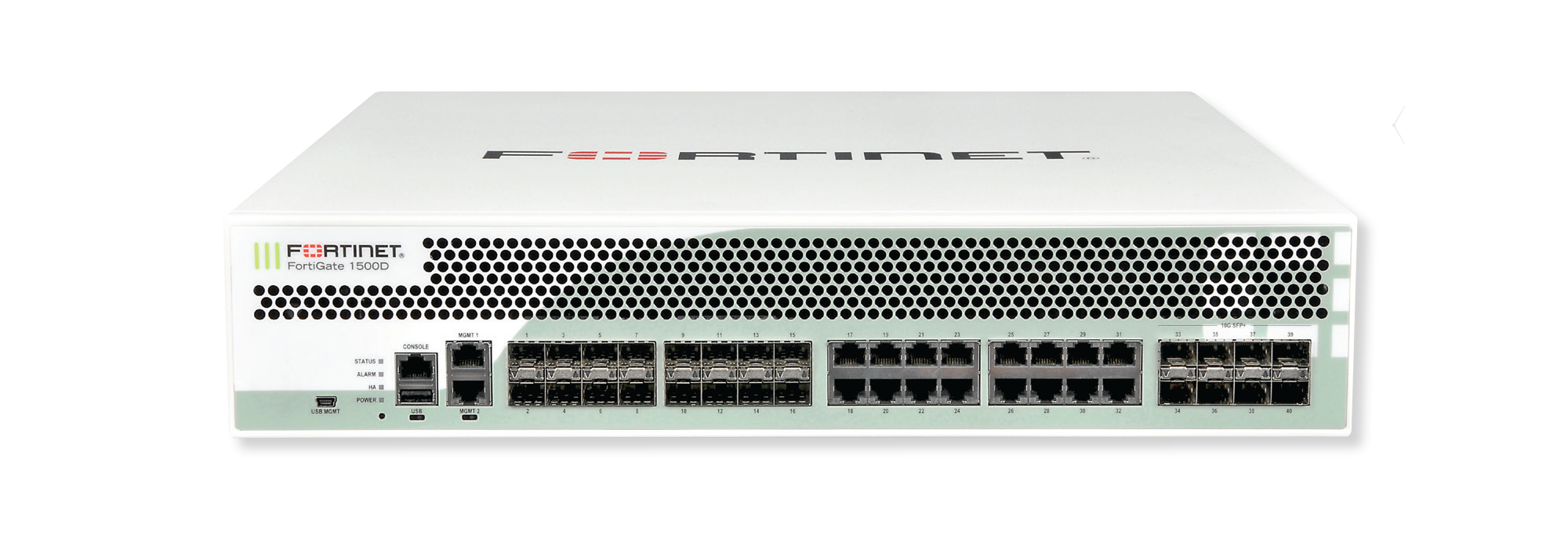 Fortinet FortiGate 1500D, 1500D-DC and 1500DT