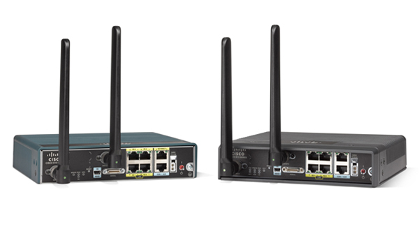Cisco Integrated Services Routers — JSCM Group