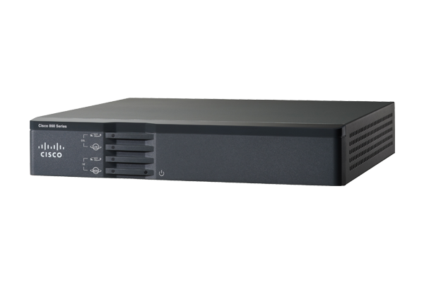 Cisco ISR 860 Series