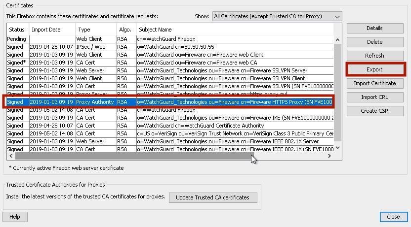 WatchGuard Deep Packet Inspection (DPI) — JSCM Group