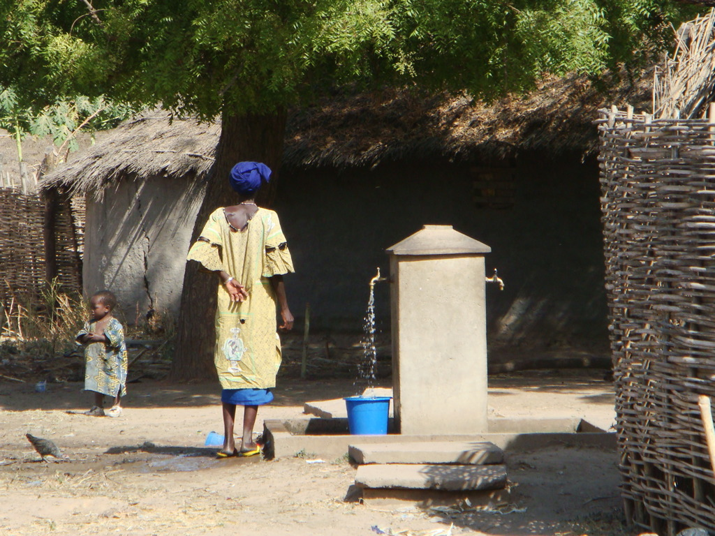 A new MFM clean water well