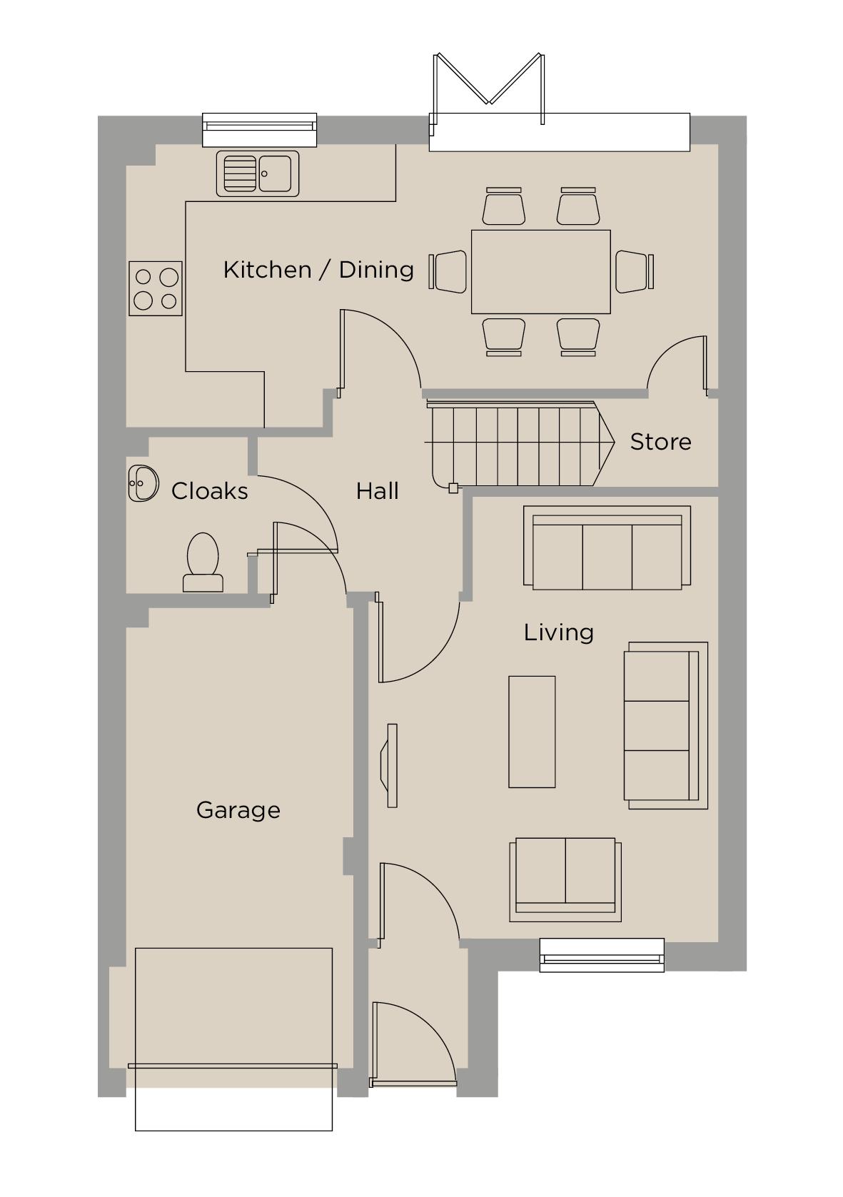 The Nelson Ground Floor