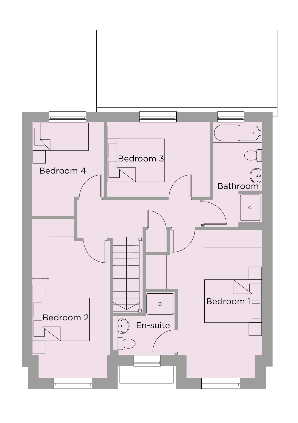 The Bronte First Floor