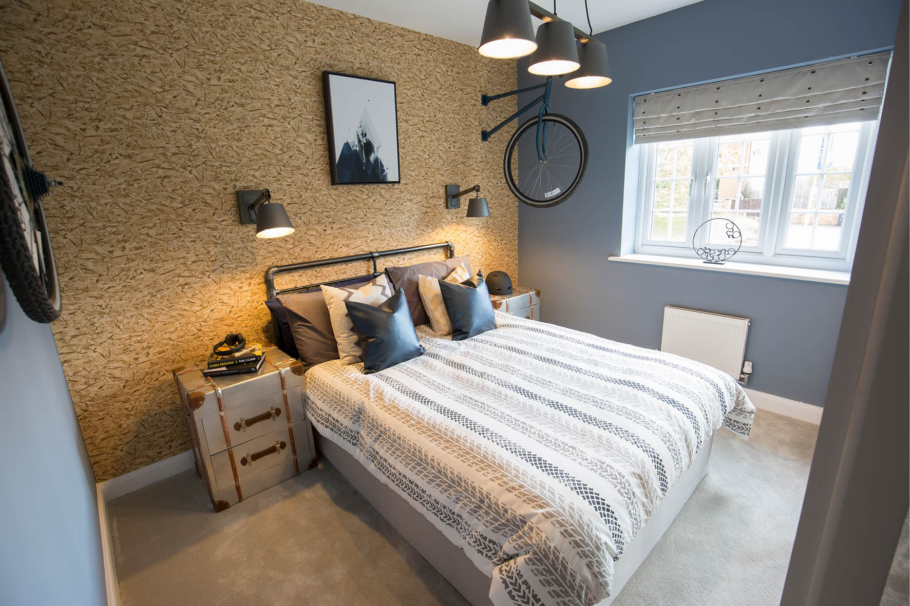 Plot 52 >> Bedroom 3