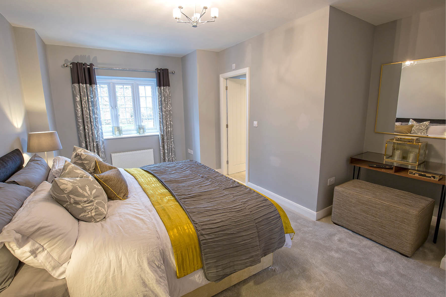 Plot 51 >> Master bedroom