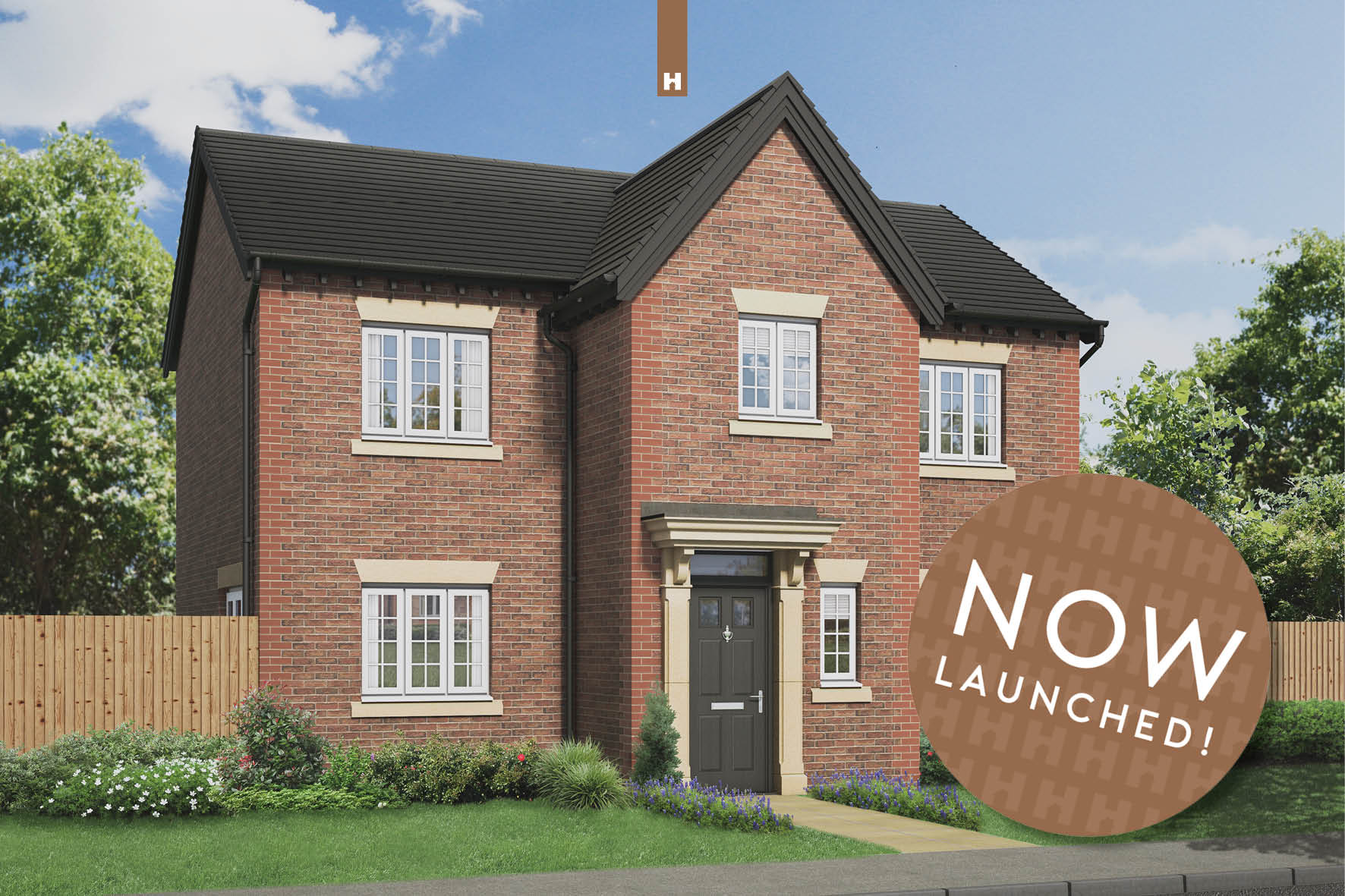 Aston Meadows - Aston - NANTWICHPicturesque semi-rural setting3 & 4 bed luxury homes