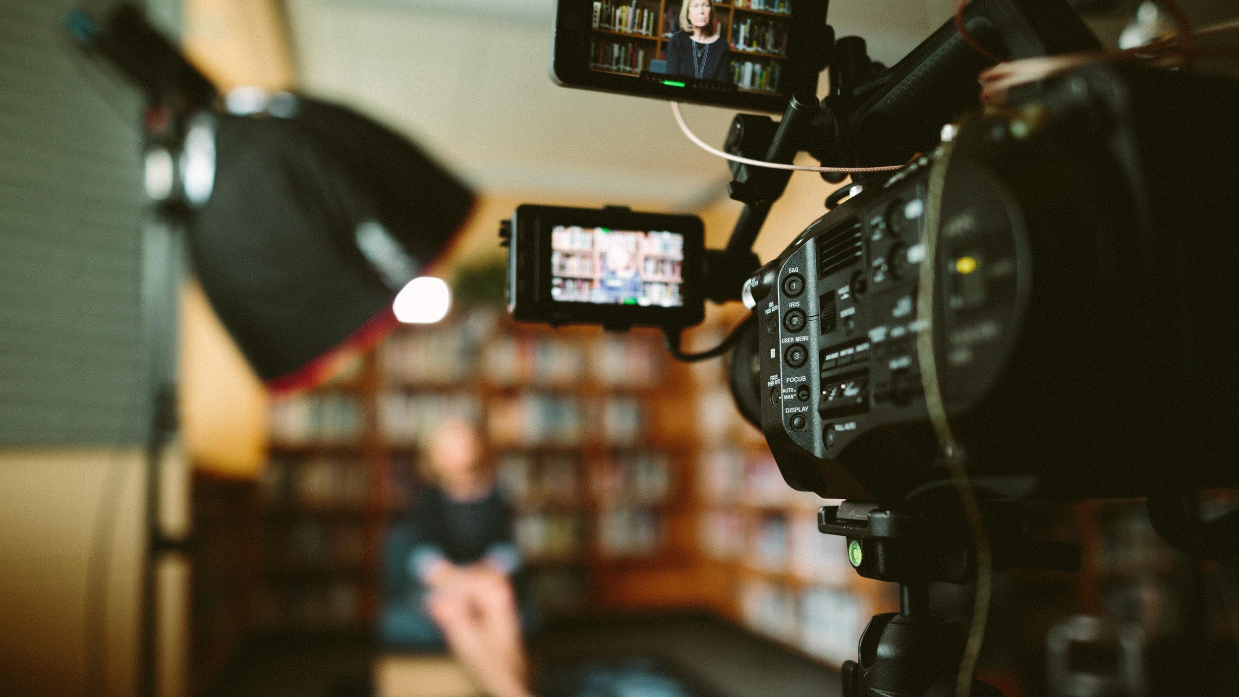 Företagsfilm - Vi producera interna och externa informations och kommunikations- filmer för både stora och små företag.