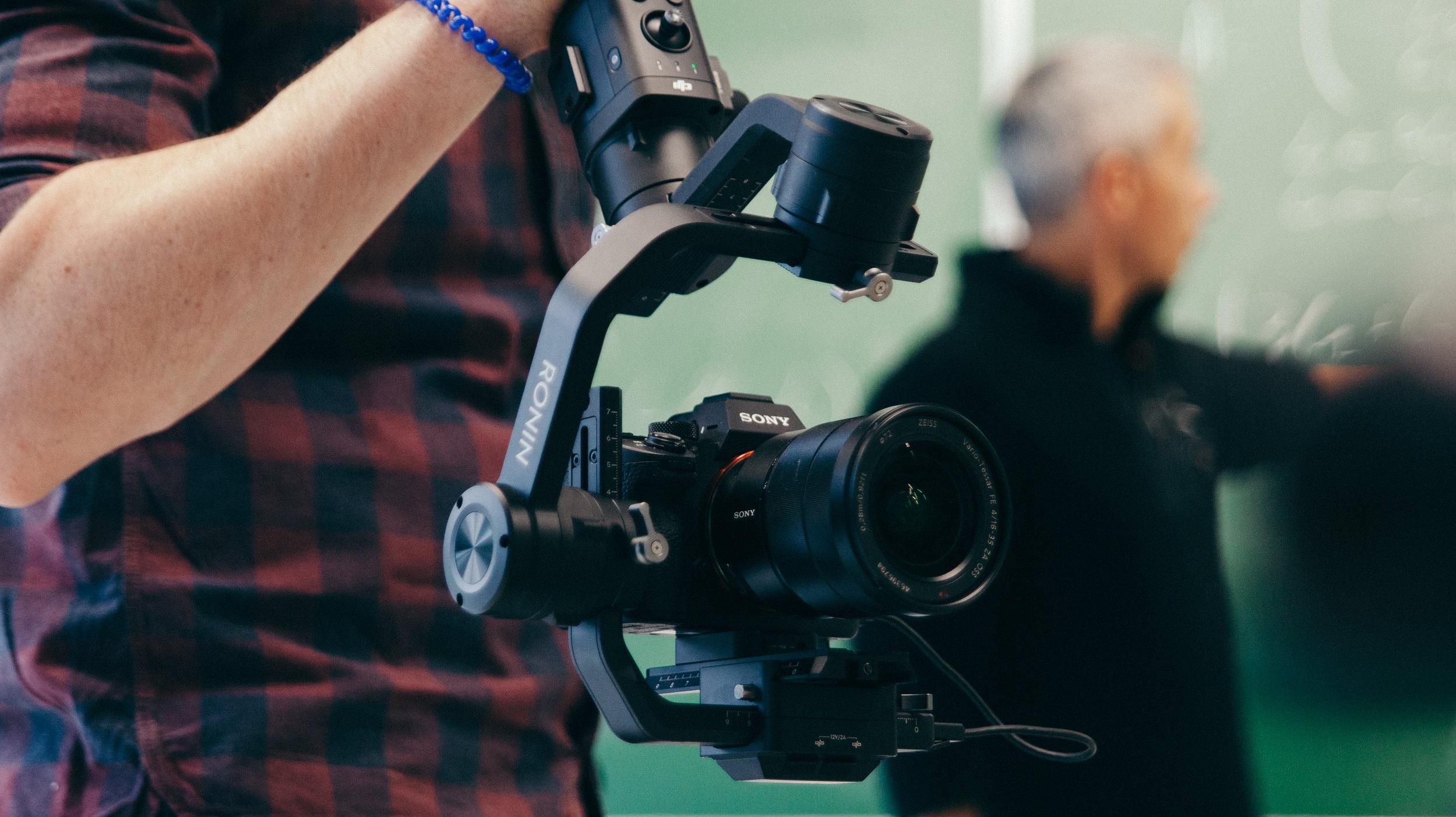 Eventfilm - Vi filmar och dokumentera event, seminarier, föredrag och kickoffer för intern och extern användning.