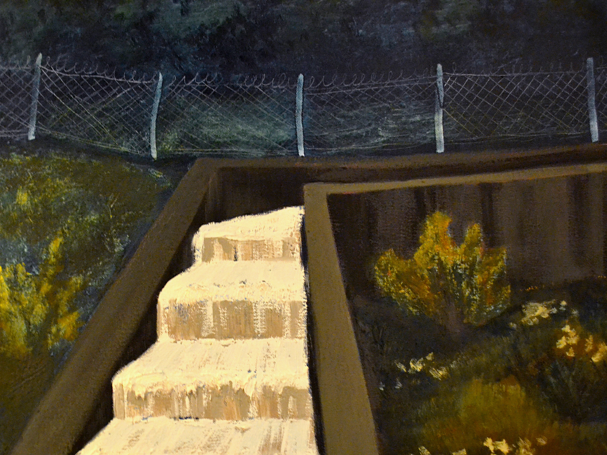 ladder (detail)