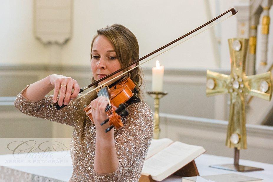 Wedding Ceremony Violinist