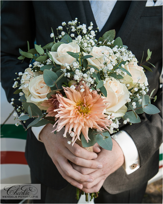 Wedding Dahlia