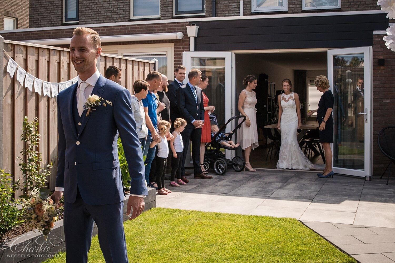 First Look Bruiloft Hoogeveen