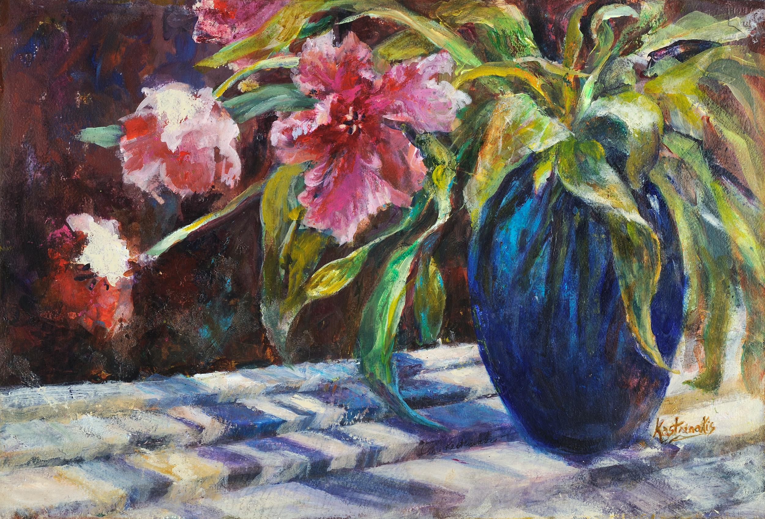 Veranda Tulips