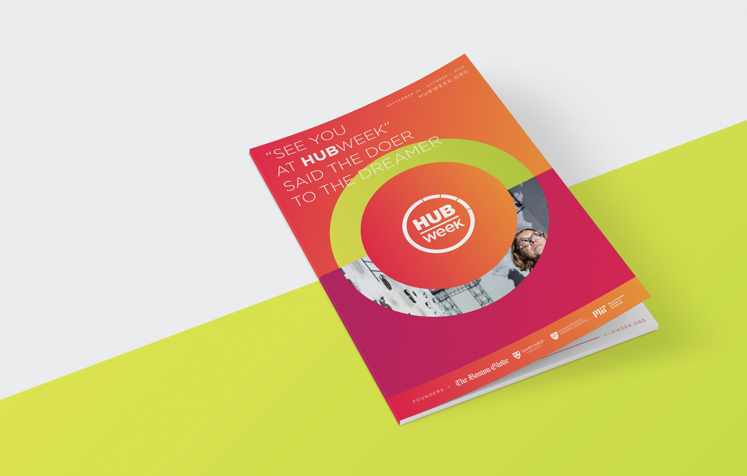 HUBweek Brand Guidelines Print