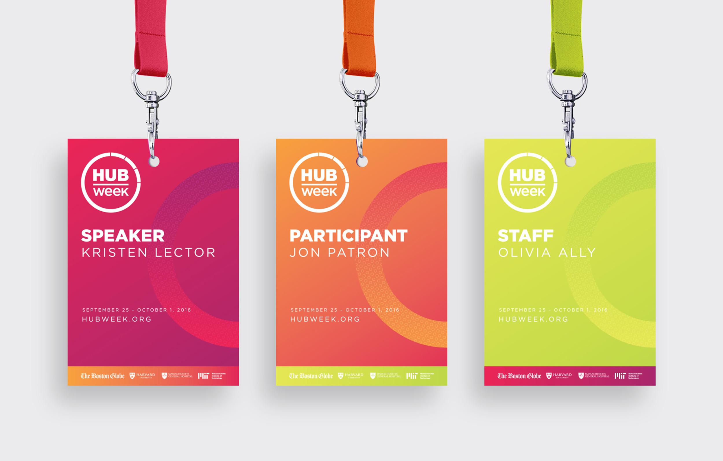 HUBweek Badges