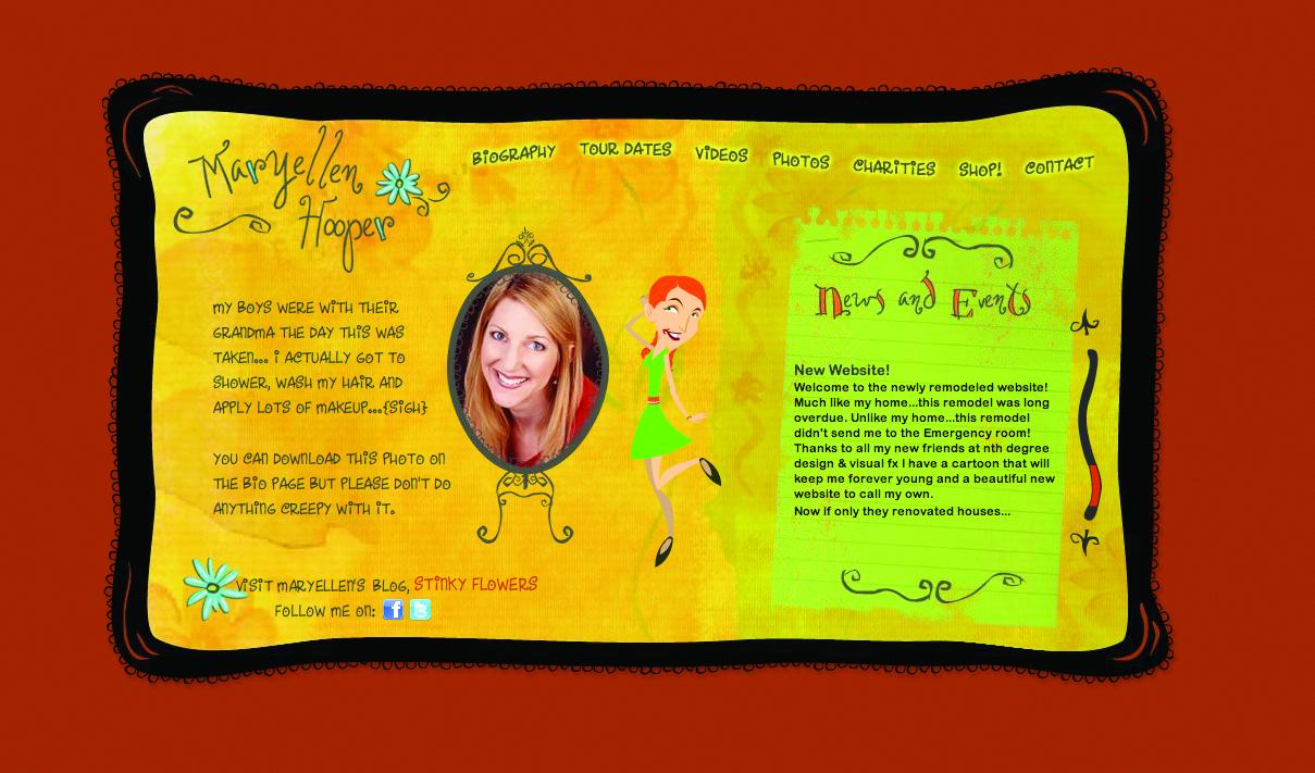Maryellen Hooper Website