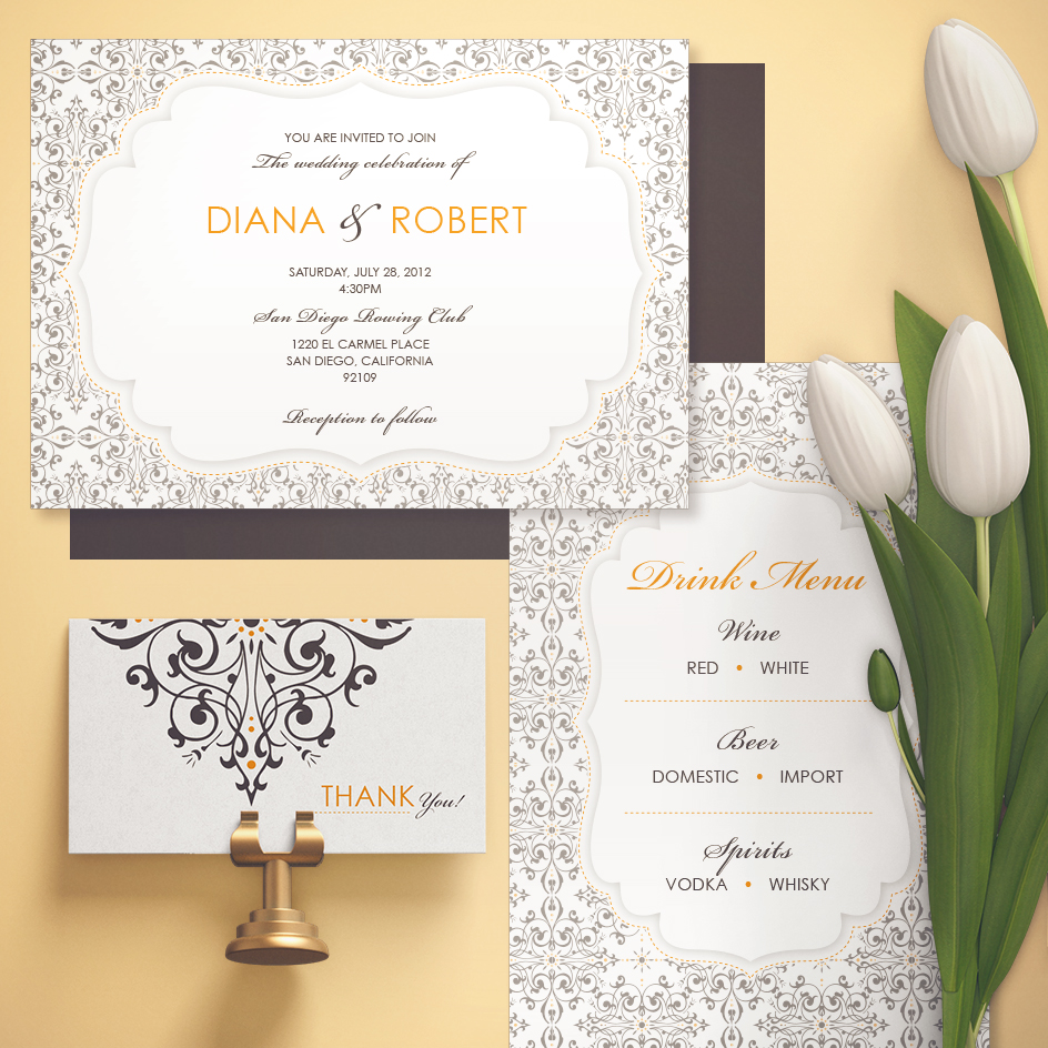 The Diana Wedding Collection