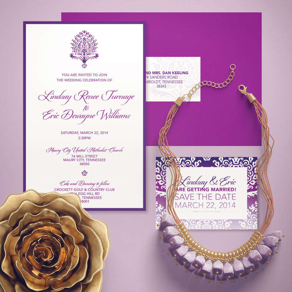 The Lindsay Wedding Collection