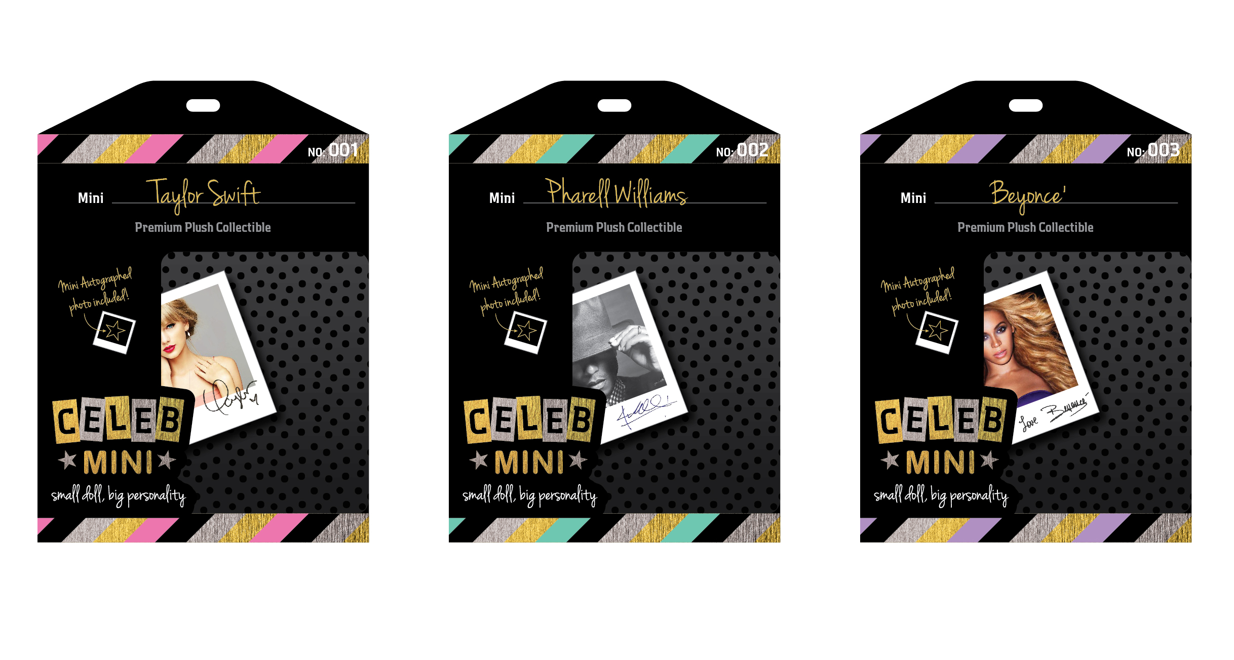 Celebmini Concept Packaging