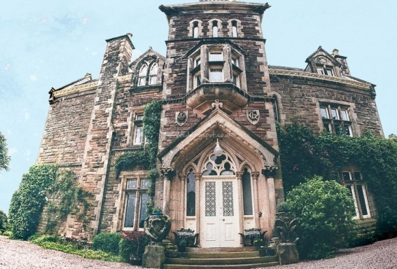 Dunwood Hall - Magnificent Grade II Listed Building. (Photo courtesy of Wedding Spot)