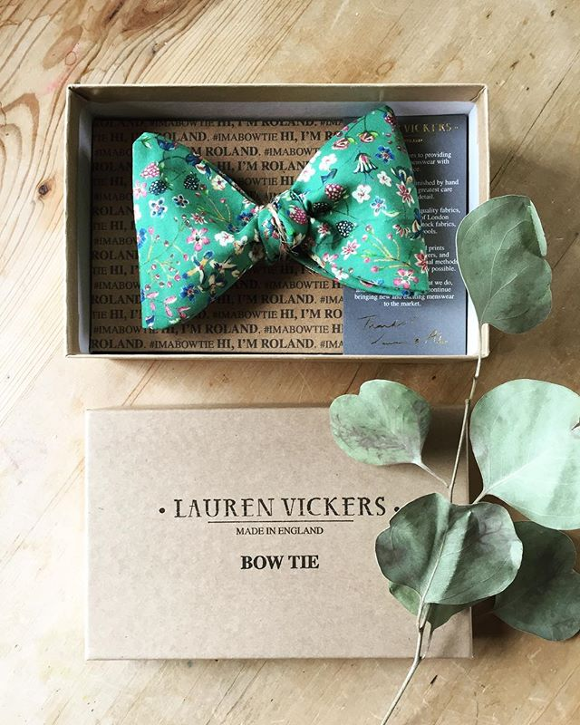 Mint green Roland Liberty Print Self Tie coming soon 🍃 . . . . . #bowtie #selftie #mensfashion #mensaccessories #mensstyleguide #groomstyle #weddingdetails #weddingstyle #libertygram #libertyprint #floralbowtie
