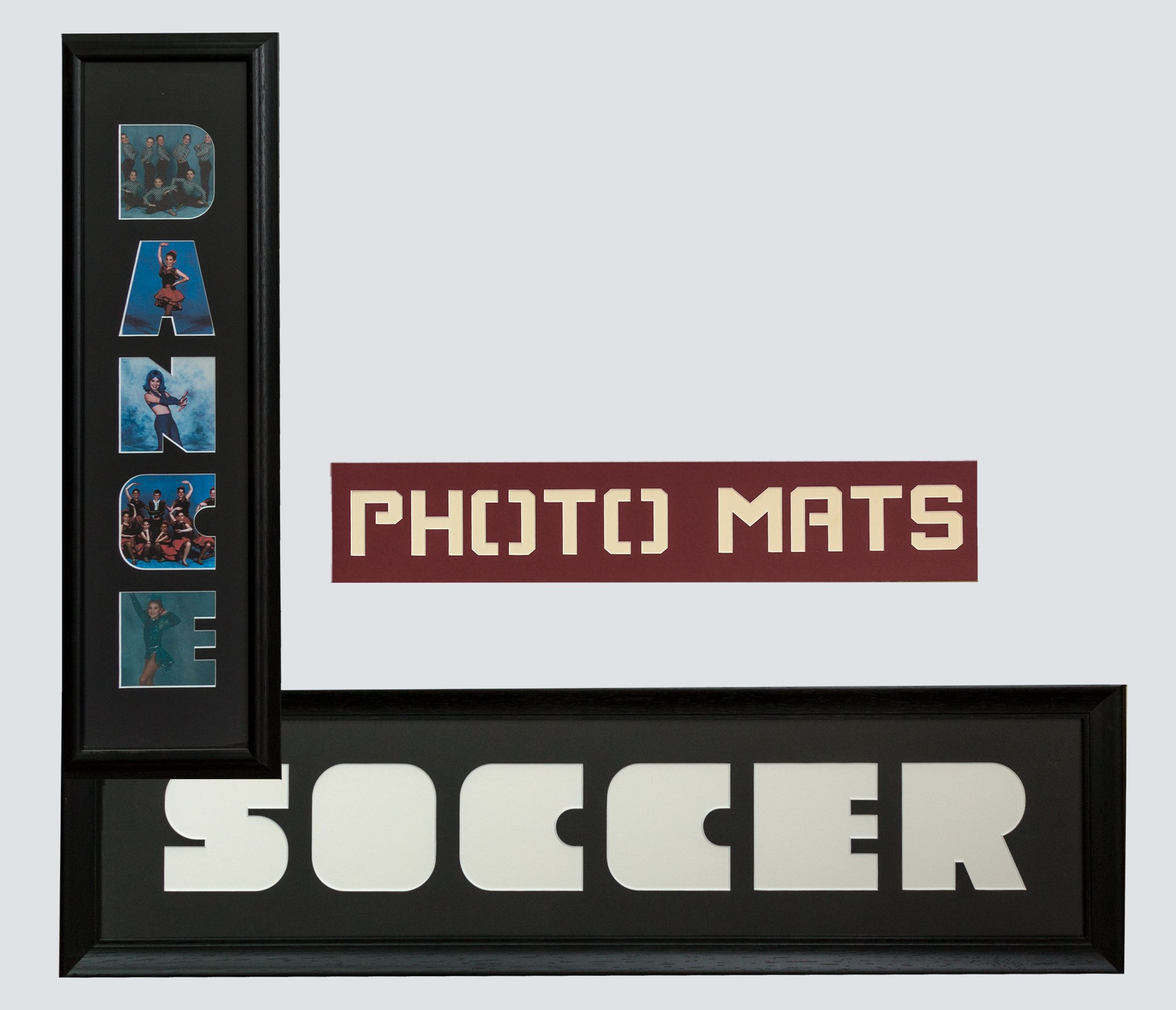 custom sports and dance photo mats