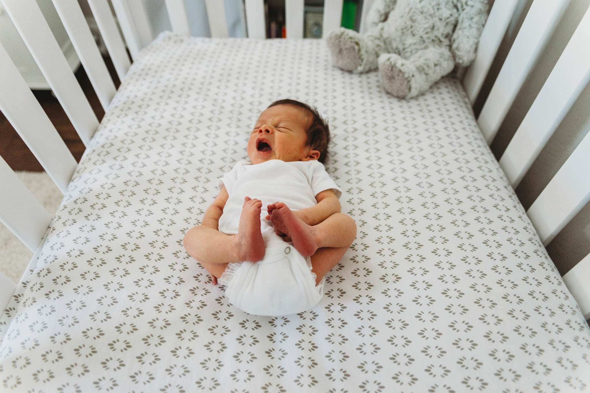 Baby yawns are the best.