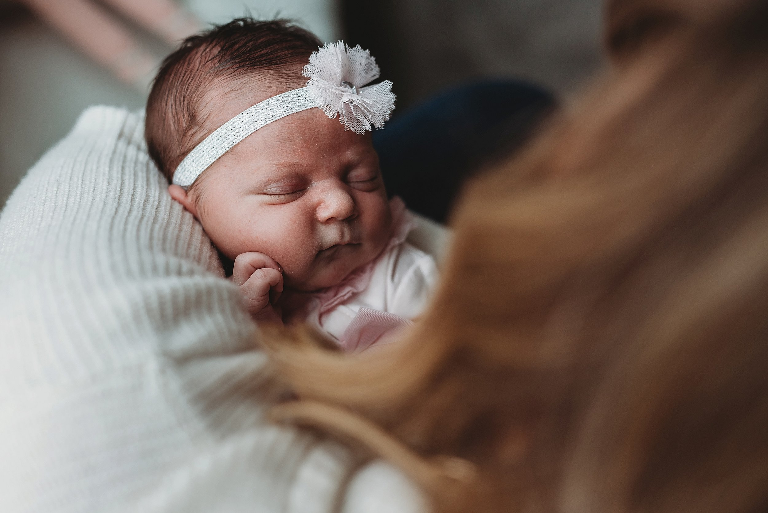 Newborn Lifestyle Photography | Saint Paul, MN