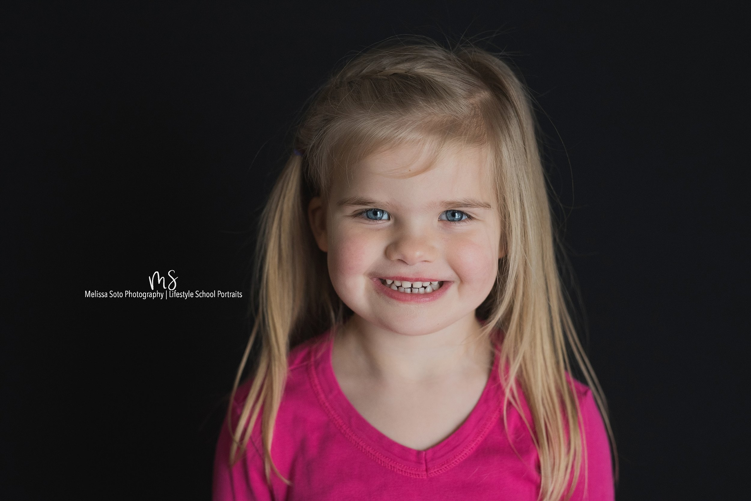 School Photography | Lifestyle School Portraits by Melissa Soto Photography