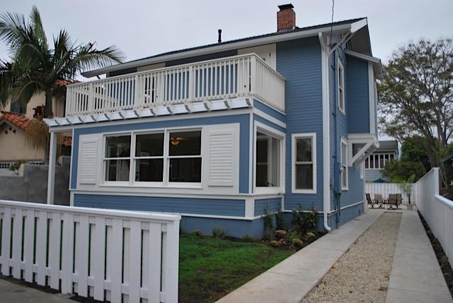 Charming home on Santa Barbara's West Side.