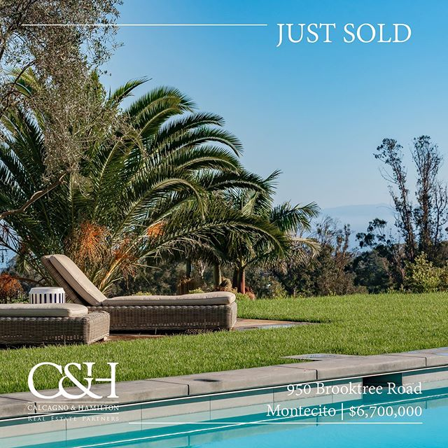 SOLD! $6,700,000 ⠀⠀ Dramatic and picturesque ocean, island and mountain views will take your breath away from this modern, newly built Napa-style home located on one of the most quiet lanes in the Golden Quadrangle. The sprawling single level 4 bedroom home blends indoor and outdoor living while boasting thoughtful and sophisticated design details. ⠀⠀⠀⠀⠀⠀⠀⠀⠀⠀⠀⠀⠀⠀ ⠀⠀⠀⠀⠀⠀⠀⠀⠀⠀⠀⠀⠀⠀⠀⠀⠀ #RealEstate #Realtor #Realty #Sold #NewHome #HouseHunting #HomeSale #HomesForSale #Property #Investment #Home #JustSold #SantaBarbara #Montecito #CoastVillage #Beach #SantaBarbaraHomes #SBCommunity