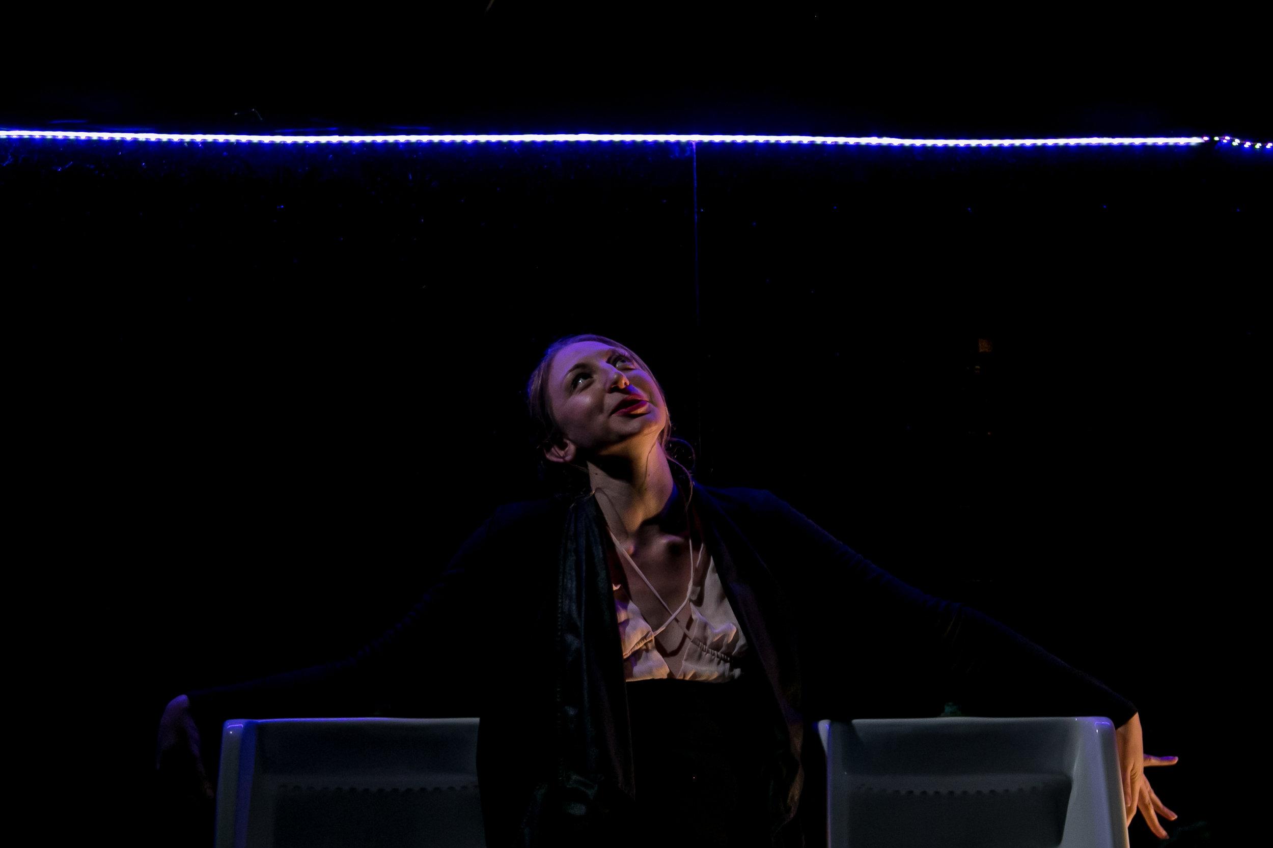 Katie sherman as artemisia