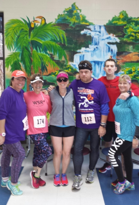 Part of the running tribe :)
