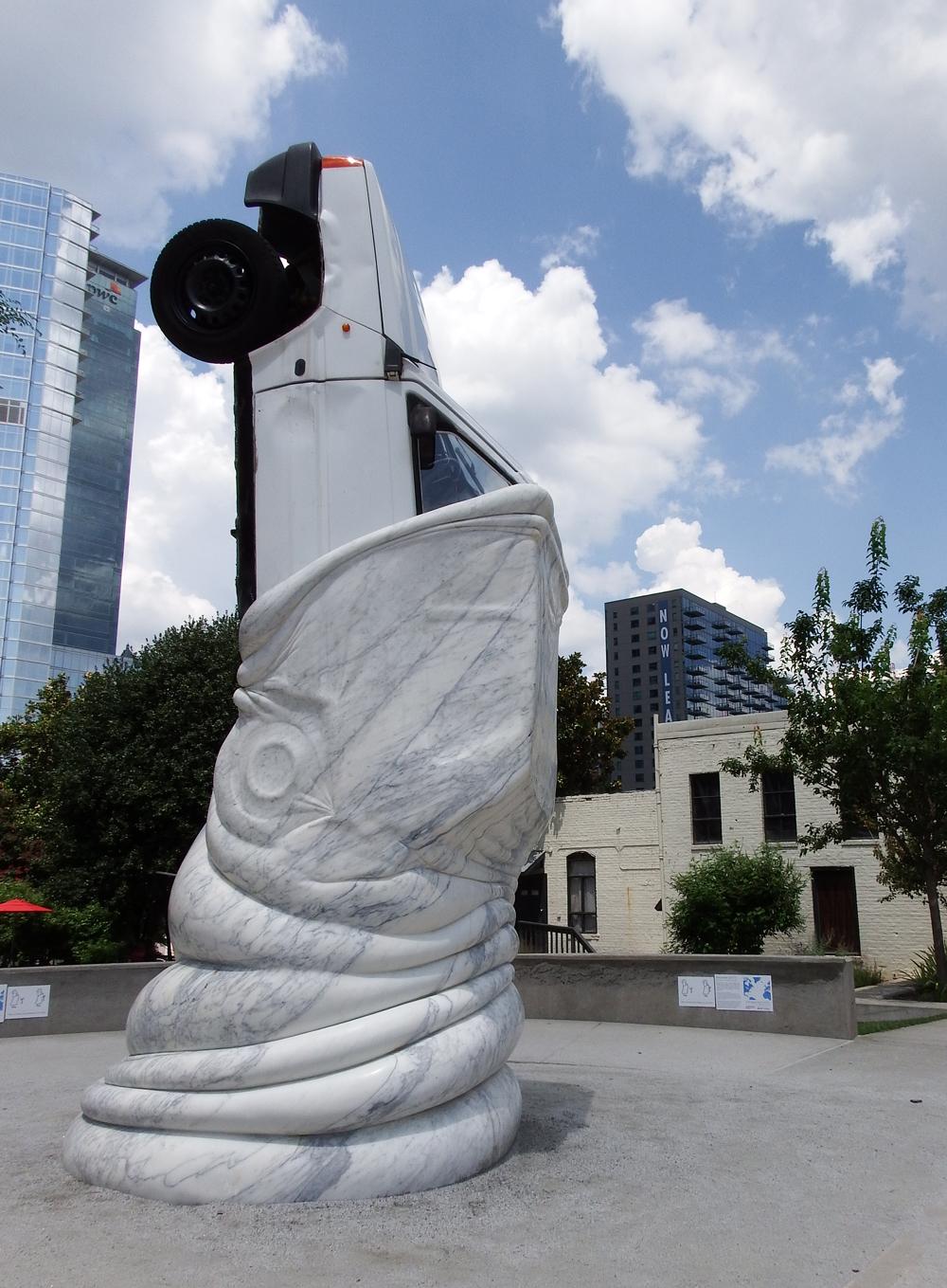Atlanta Magazine: Midtown's Rockspinner has been replaced. Meet Autoeater.
