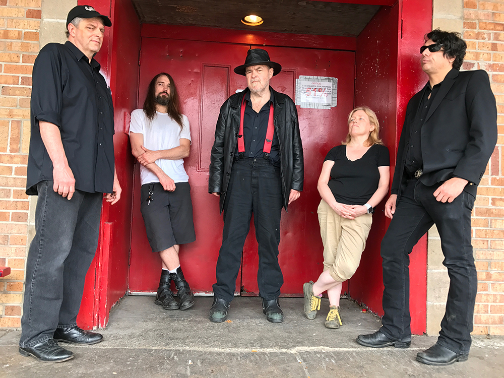 Pere Ubu by K. Boon
