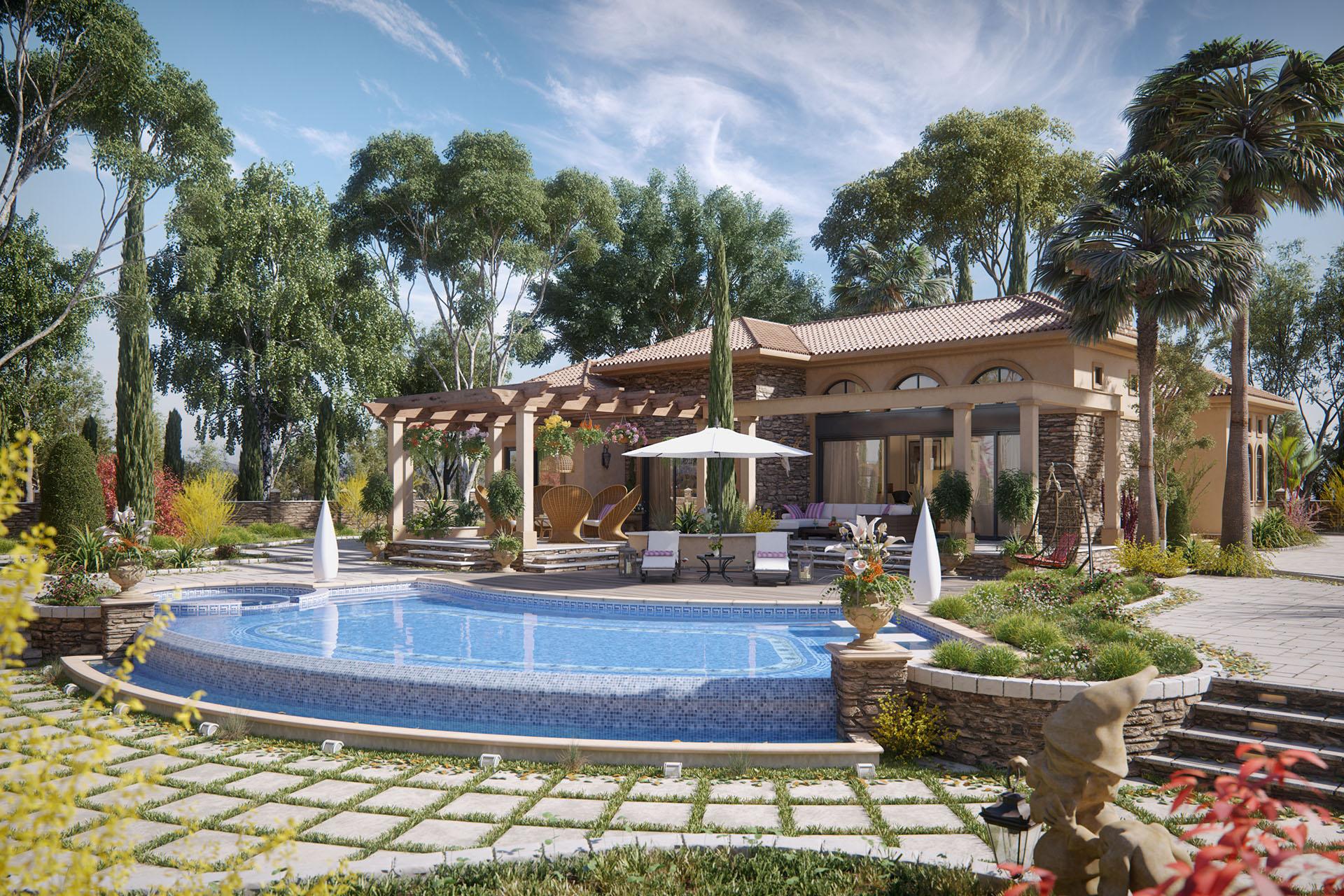 Taher Design Tuscan-Style Villa Cyprus (3).jpg