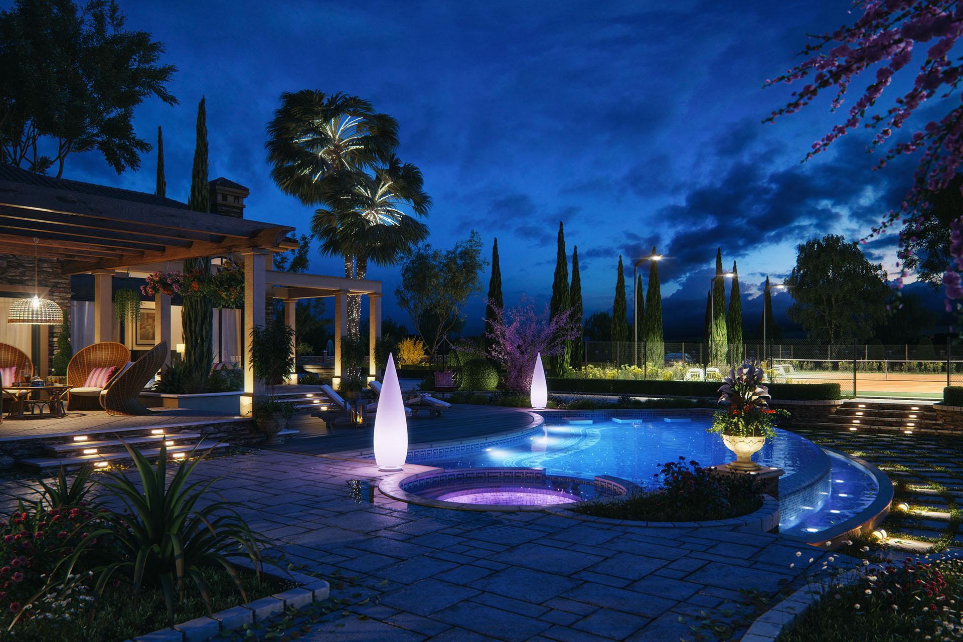 Taher Design Tuscan-Style Villa Cyprus (4).jpg