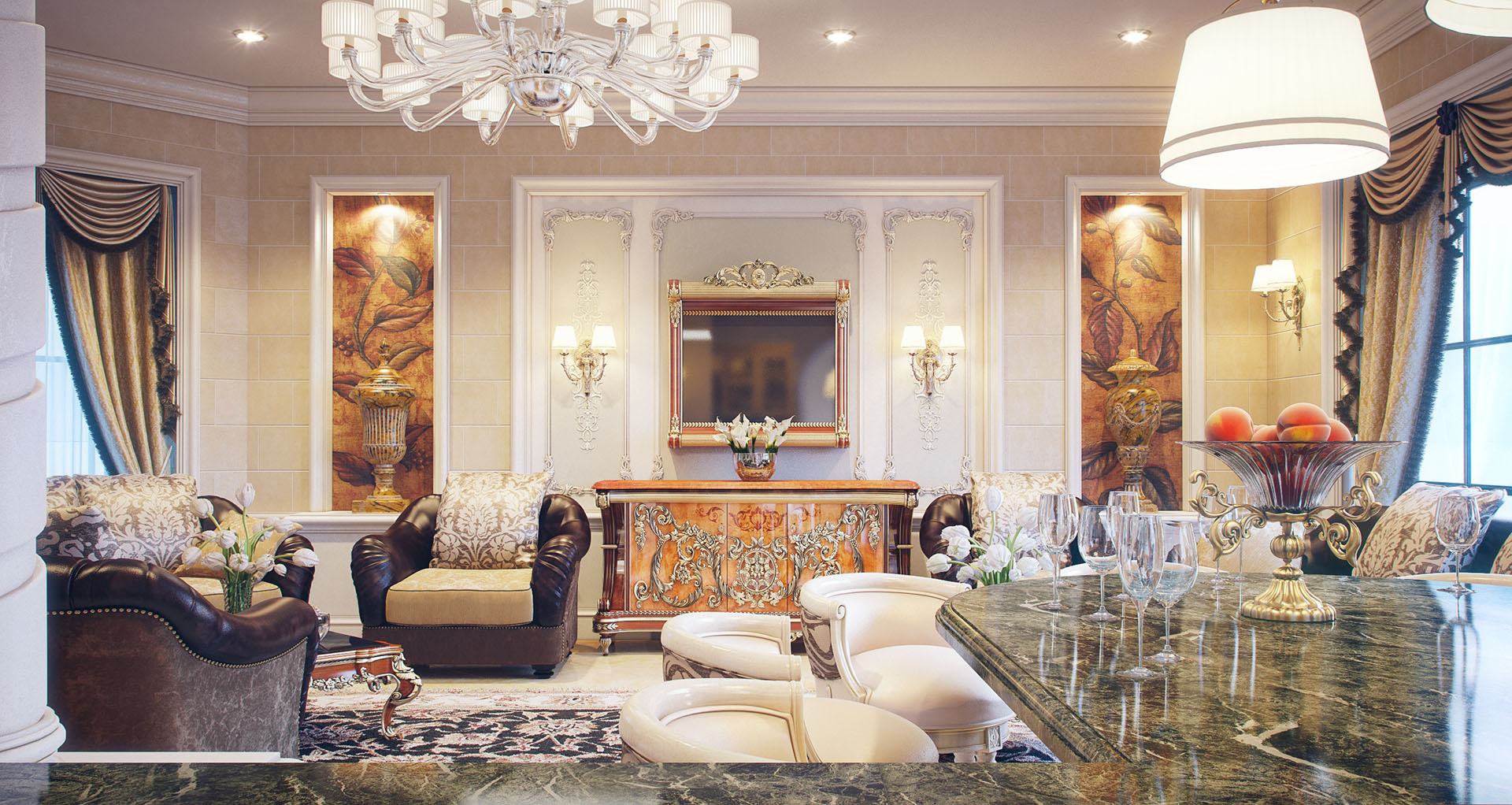 Taher Design Luxury Villa Interior Qatar (18).jpg