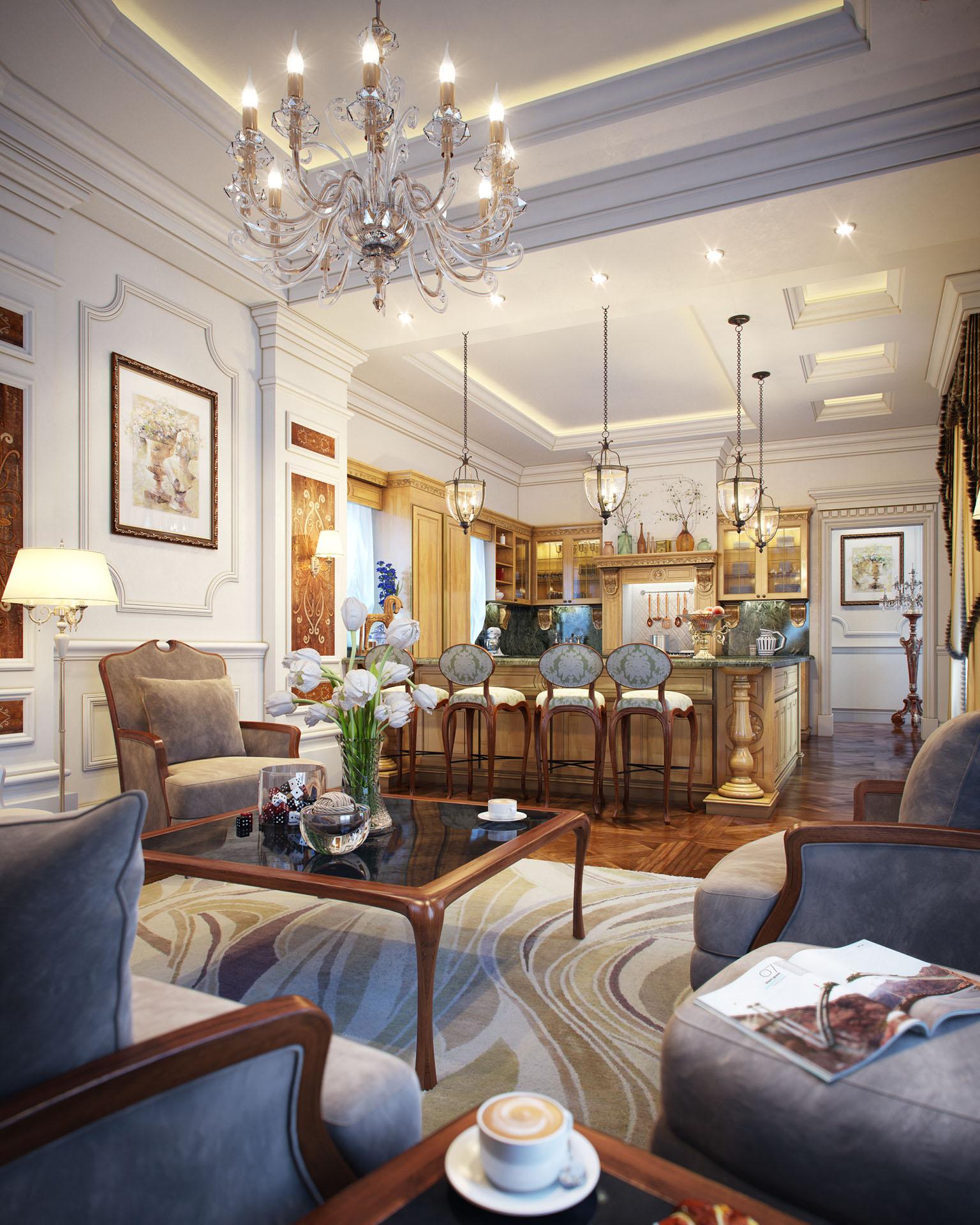 Taher Design Luxury Classic Kitchen (1).jpg