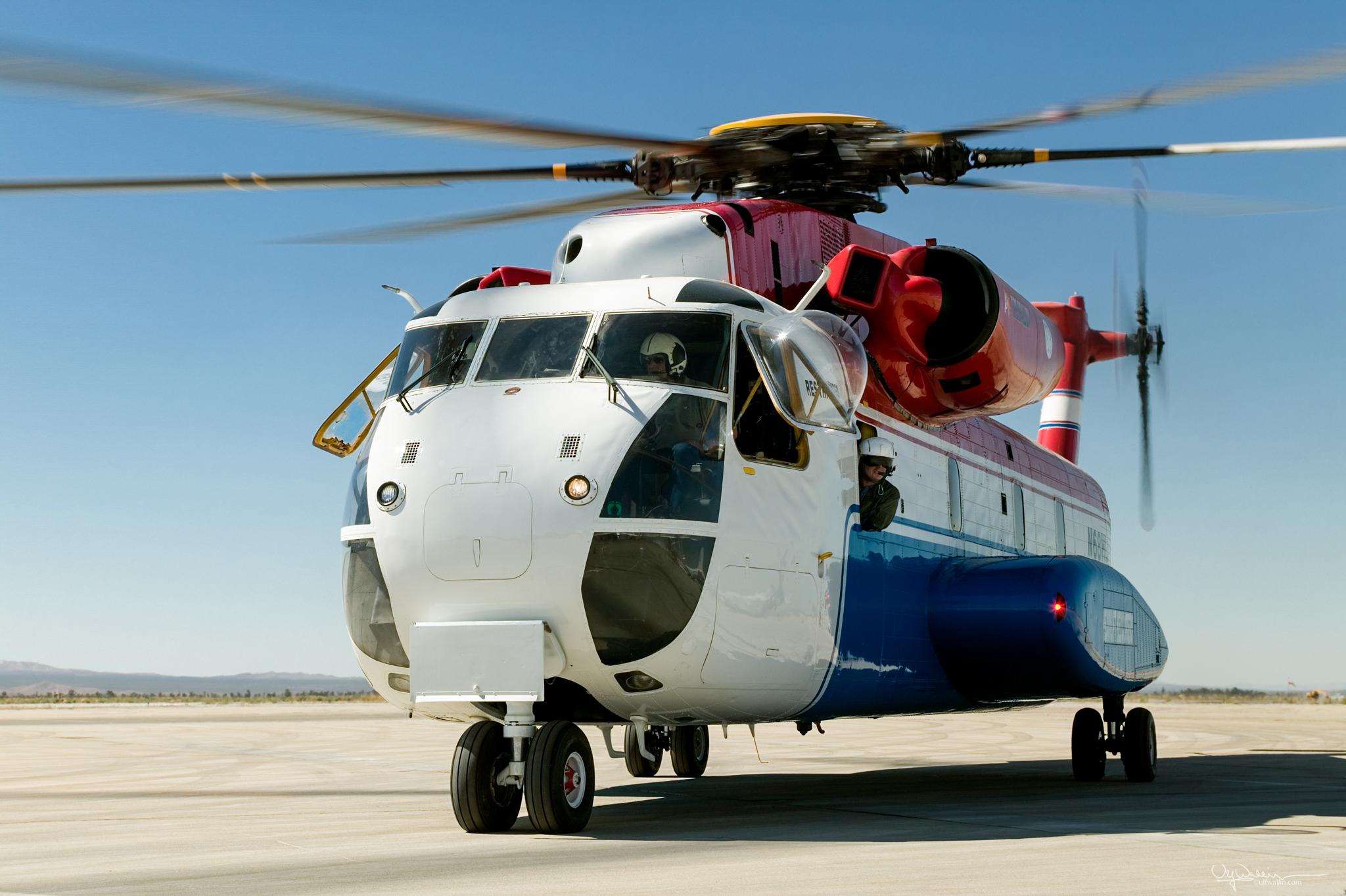 CH-53 Sea Stallion