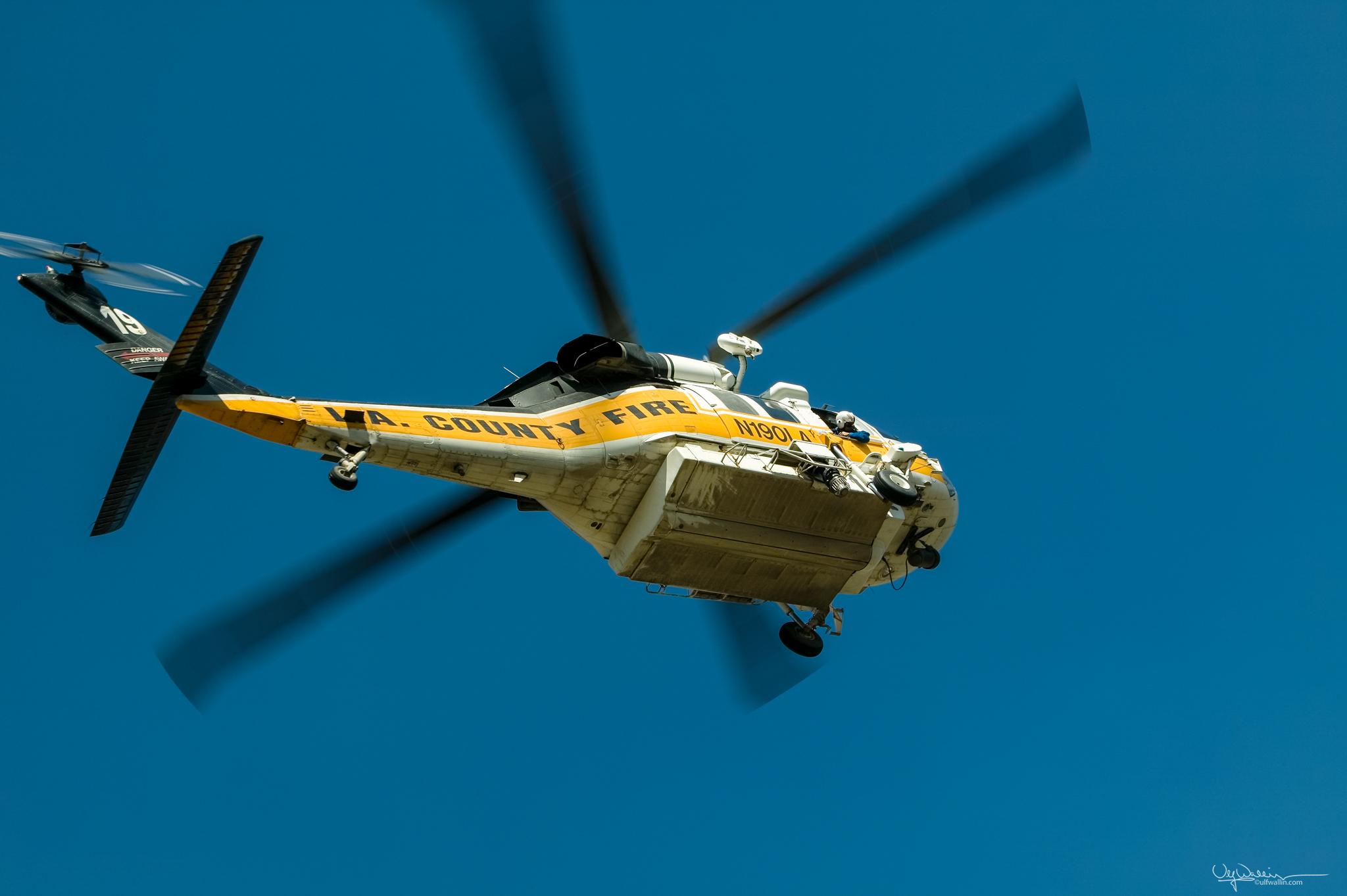 UH-60 Fire Hawk