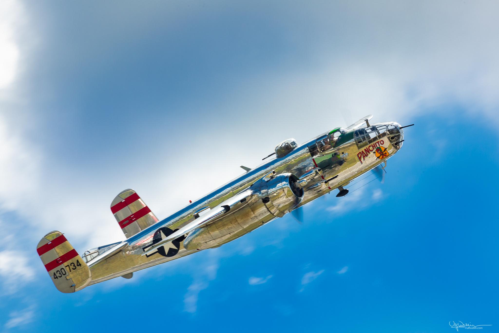 B-25 Mitchell - Panchito