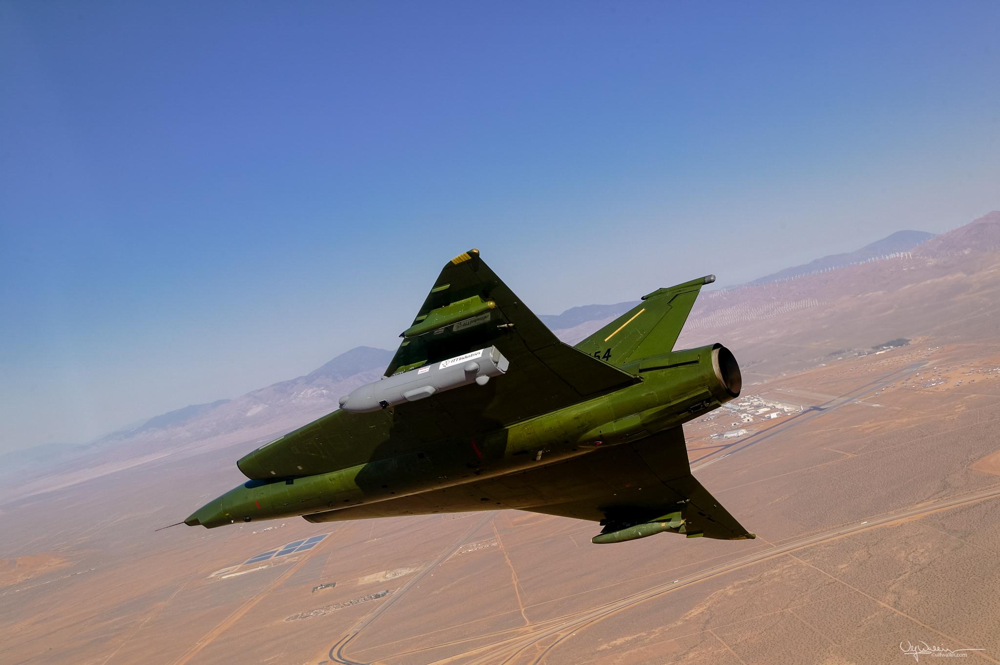 SAAB J35X - Draken