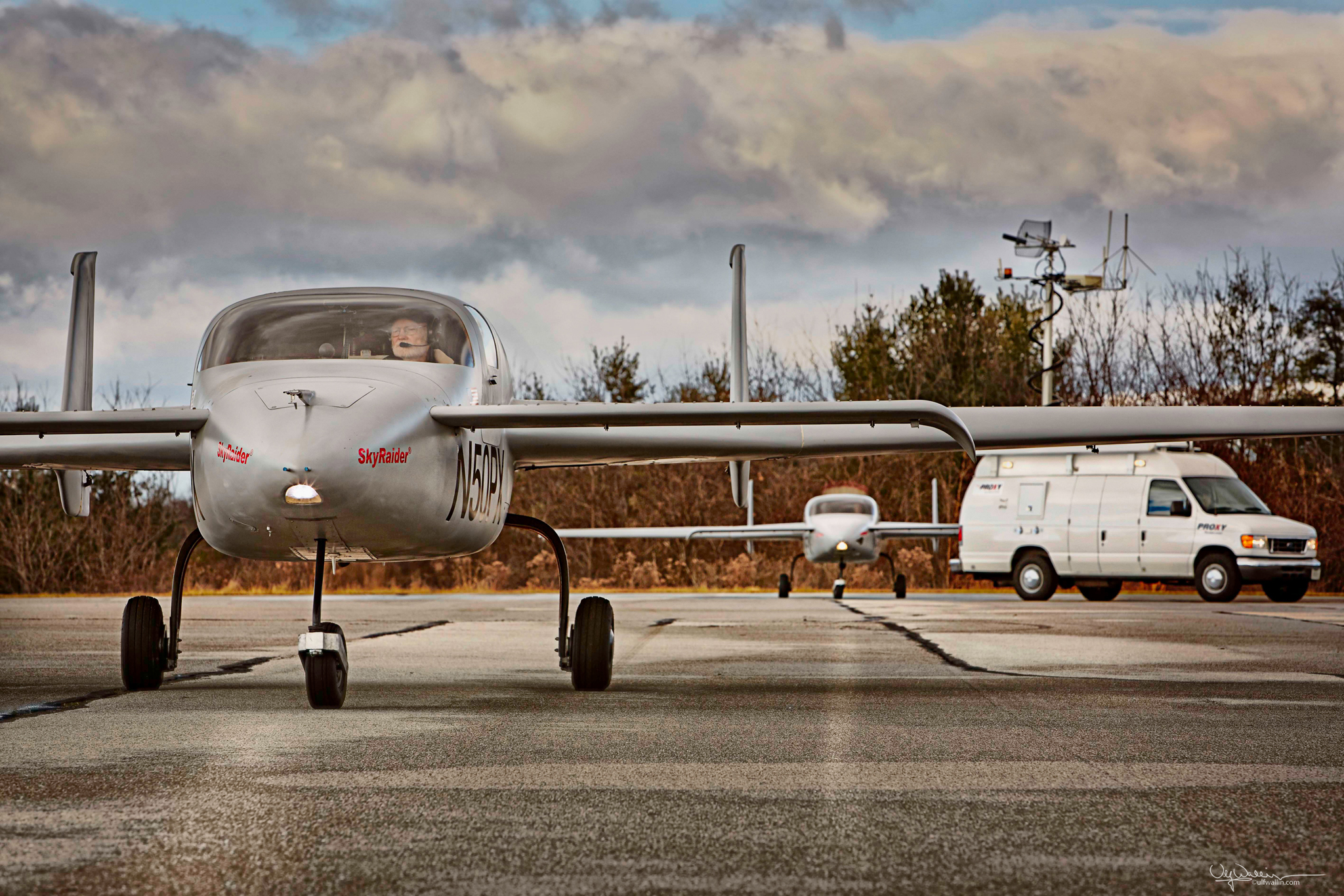 Skyraider OPV
