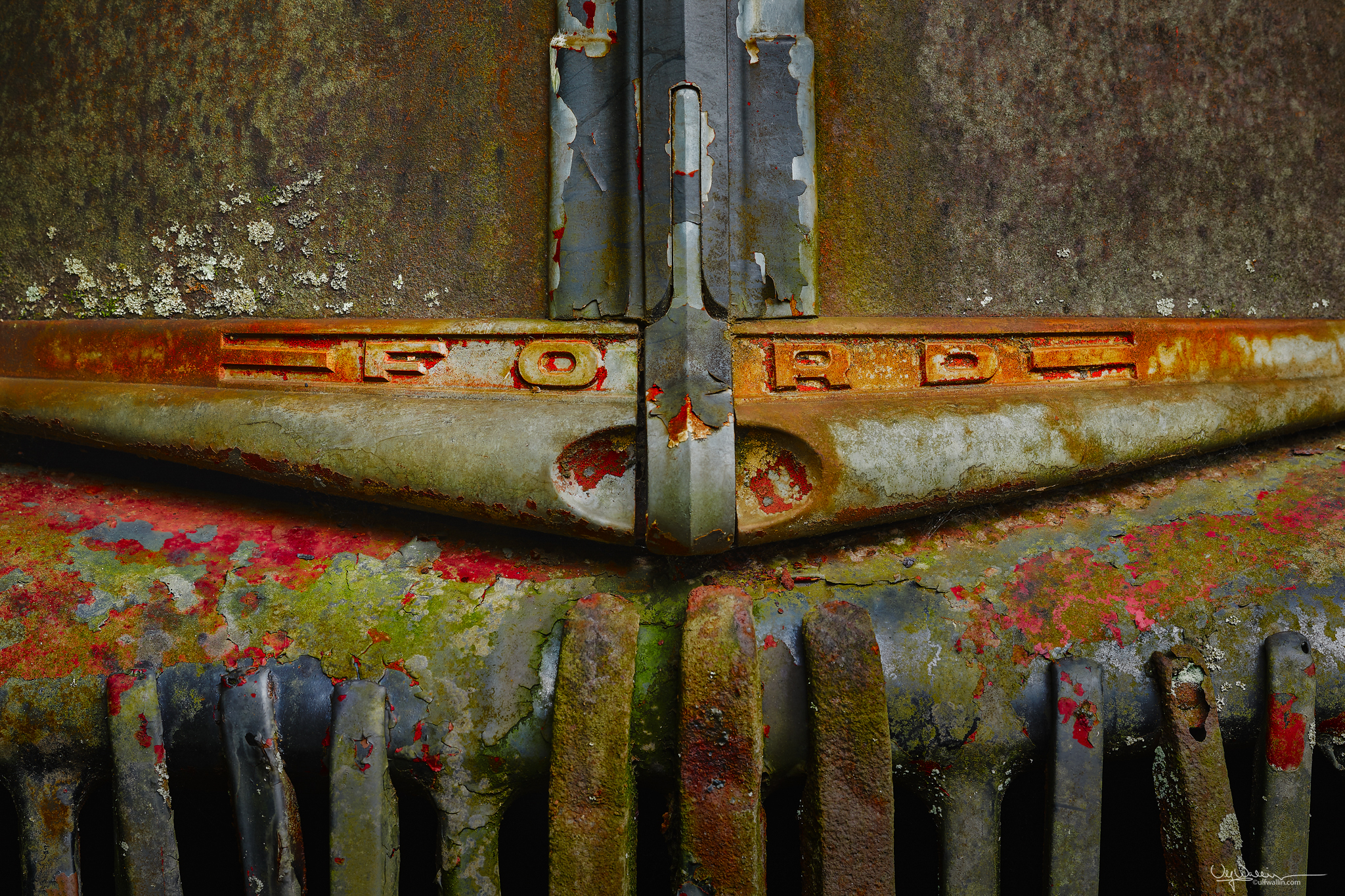 """From """"Rust Never Sleeps"""" series. Limited Edition Fine Art Prints available."""
