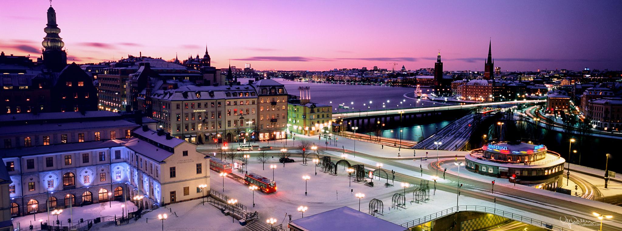 Stockholm - Dusk