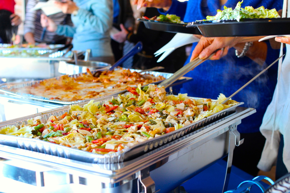 CATERING - Parties, weddings, birthdays, or business gatherings