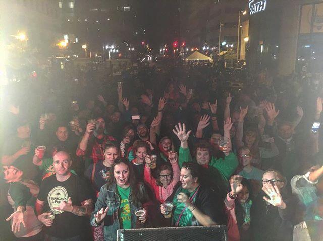 Thank you Jersey City! #jerseycity #irishfestival #musicfestival #narrowbacks #banjo #accordion #folkrock #acoustic #martinguitar #fireitup #livemusic #irishmusic #narrowbacks