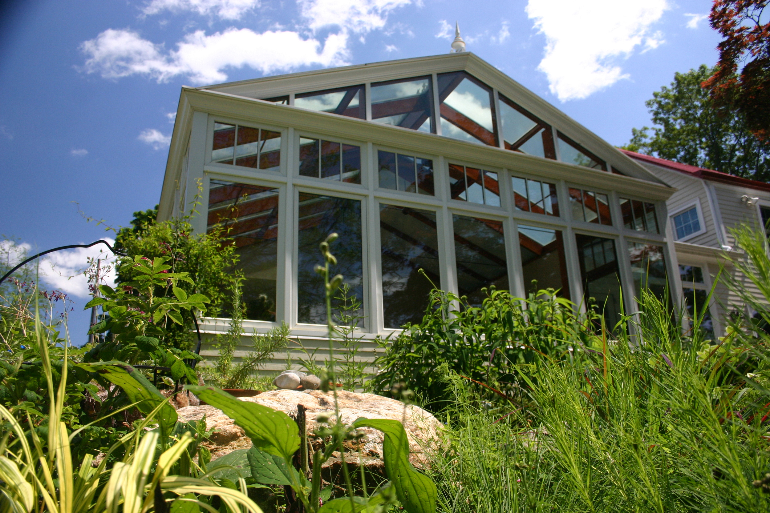 Custom Greenhouse Garden Conservatory